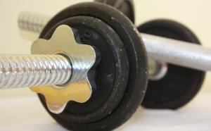 telovadba uteži