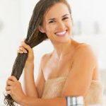 mandljevo olje za lase